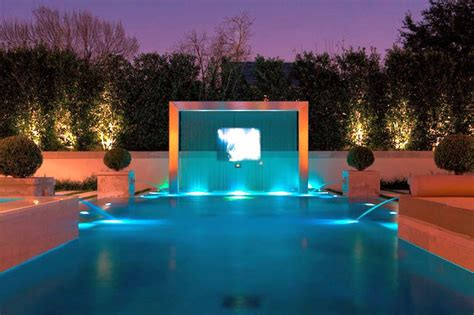 Water Fountain For Bedroom by 20 Exquisite Waterfalls Designs For Pools Inground