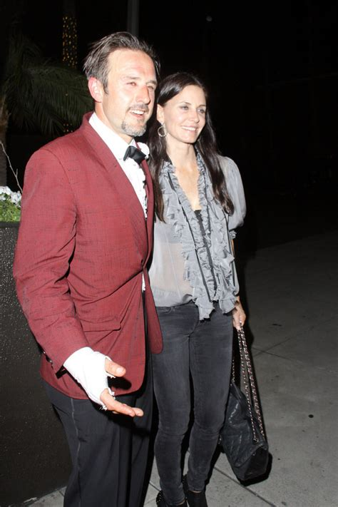 Lepaparazzi News Update Cox And David Arquette Up Rumors by David Arquette And Cox At The Roosevelt In