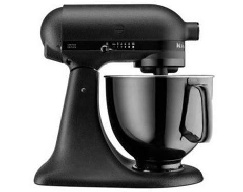 kitchenaid s artisan black tie limited edition mixer kitchenaid s artisan black tie limited edition mixer