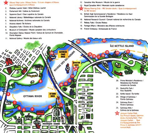 map of attractions maps update 15001137 niagara falls tourist attractions