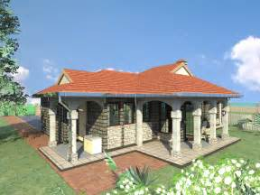 Kenya House Plans Types Of Houses In Kenya Modern House