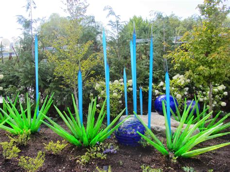 Chihuly Glass Garden by Seattle Chihuly Garden Glass Exhibit Diane Uke Shares