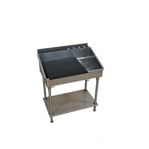 utility sink with countertop 38 in x 21 in x 42 in stainless steel utility sink with