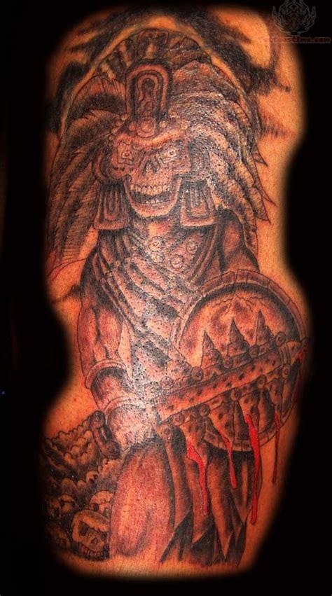 aztec lion tattoo warrior images designs