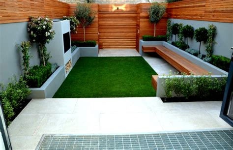 Small Garden Ideas Uk Small Garden Design Ideas With Cool Outdoor Living Furniture Homelk