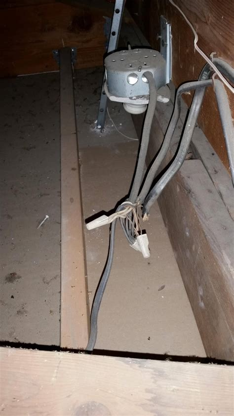 exposed live wire unsecured conduit boxes exposed live wires coming through