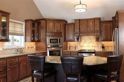 kitchen cabinets new york java maple glaze rta in stock kitchen cabinets