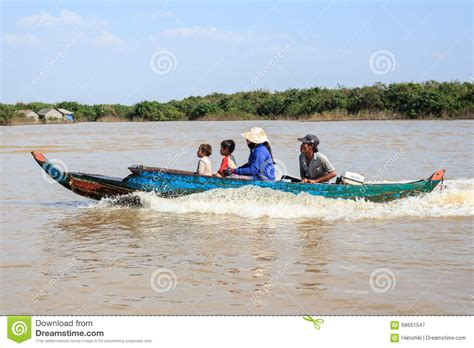 siem reap floating village boat price family on boat near floating village on tonle sap lake
