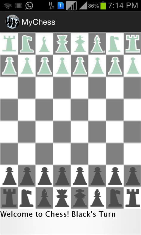 chess mobile app android chess app free student projects