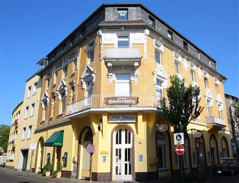 Hotel Haus Hindenburg In Koenigswinter Hotel Rates