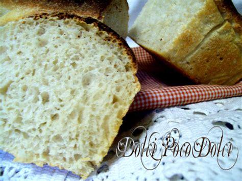 pane in cassetta con lievito madre pane in cassetta con lievito madre dolcipocodolci
