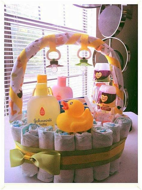 90 lovely diy baby shower baskets for presenting gifts in expensive style