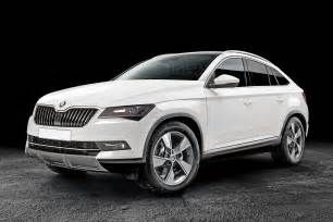 on new car new skoda kodiaq coupe is still on the cards for europe