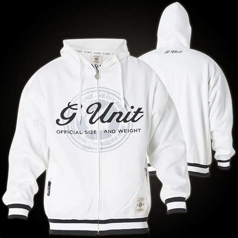 unit target hoody  embroidered lettering