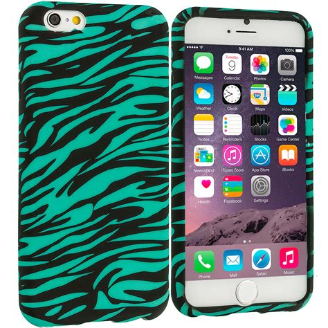 Iphone 6 Ory Baby Skin Casing Cover black baby blue zebra tpu design rubber skin cover for apple iphone 6 6s 4 7