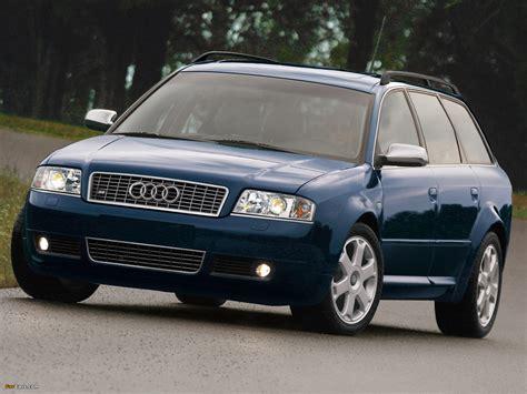 Audi S6 C5 by Audi S6 Avant Us Spec 4b C5 1999 2004 Wallpapers 1600x1200