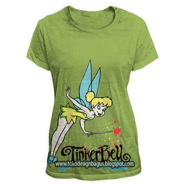 desain kaos distro bagus t shirt kaos tinker bell desain kaos desain t shirt