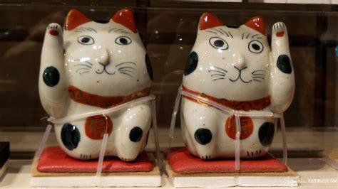 Celengan Manekineko 2 zapraszający kot maneki neko z podr 243 ży do japonii