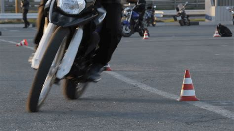 motorcycle practice  traffic  cones moto gymkhana
