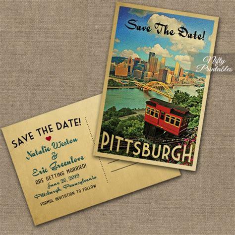 Wedding Invitations Pittsburgh by Pittsburgh Wedding Invitations Vtw Nifty Printables