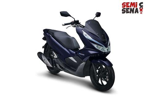 Pcx 2018 Harga Dan Spesifikasi by Harga Honda Pcx Hybrid Review Spesifikasi Gambar