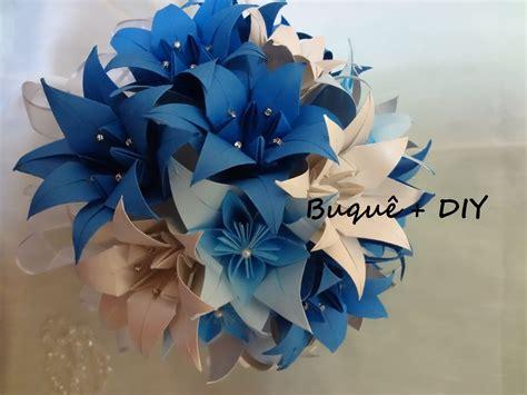 flores origami buqu 234 de origami flor de origami passo a passo
