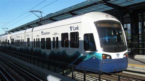 Sound Transit Link Light Rail by Sound Transit Link Light Rail Kleinfelder