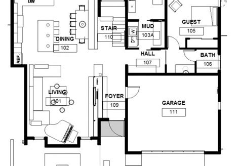 secure home floor plans home design and style