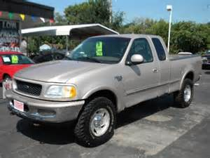 1998 Ford F150 For Sale 1998 Ford F 150 Xlt 4x4 For Sale Goddard Auto Sales