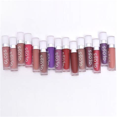 Lasting Matte Lip Gloss No 6 15 colors matte lip gloss lasting lip stick waterproof lipgloss makeup lipstick in lip