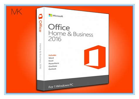 Microsoft Office Home Business 2016 Lifetime brand new in box microsoft office professional 2016 product key home business pro plus