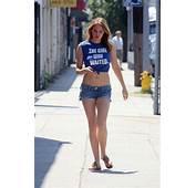 Maitland Ward Getting A Ticket In Hollywood  July 2014