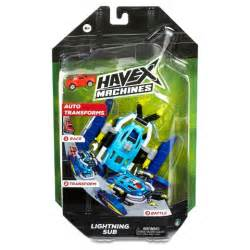havex machines vehicle lightning sub ls 750 target