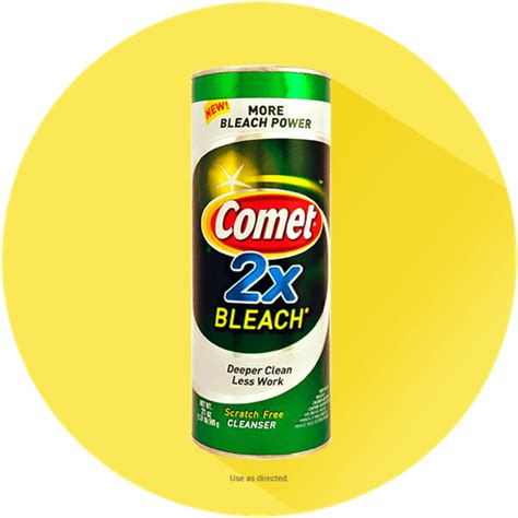 Bleaching Powder For Cleaning Bathroom by Powdered Comet 174 2x Powder Cleaner