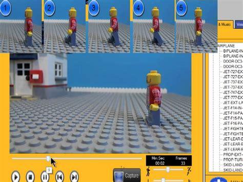 tutorial lego stop motion lego animation stop motion tutorial walking youtube