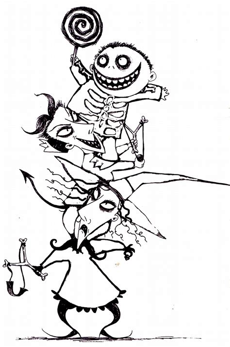 zero from nightmare before christmas coloring pages the nightmare before christmas coloring pages coloring home