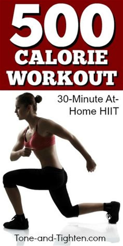 1000 ideas about 500 calorie workout on burn
