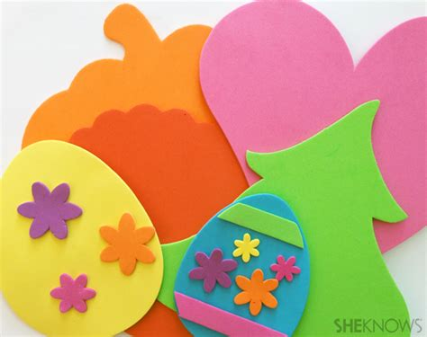 foam crafts 6 foam ideas to with your toddler