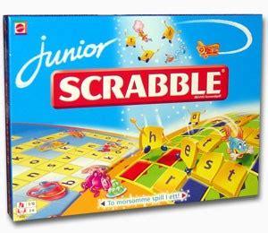 ri scrabble scrabble junior hobbyfabrikken