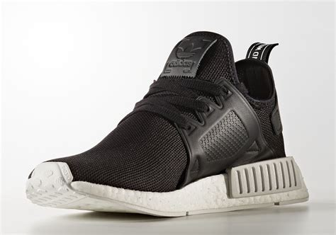 Adidas Nmd Xr1 Black New adidas nmd xr1 black white release date by9921 sneakernews