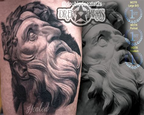 hades tattoo drew harris deez tattoos