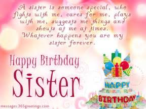 For sister for husband happy birthday sms for sister birthday