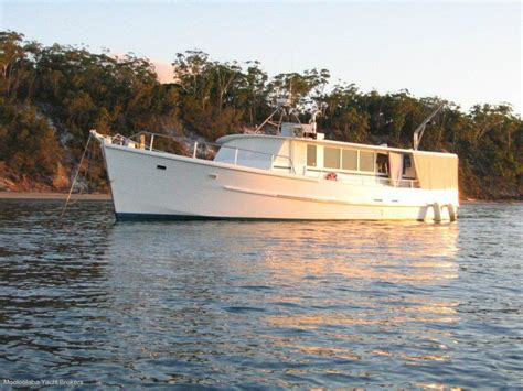 boat brokers queensland sharpie trawler trawler power boats boats online for