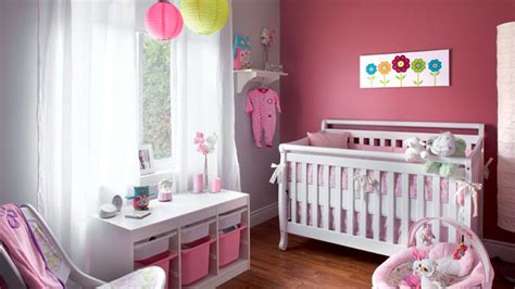 decoration chambre bebe fille deco chambre bebe fille visuel 9