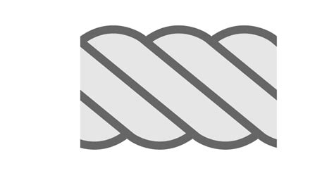 illustrator rope pattern brush download how to drawing rope in adobe illustrator tutorial by