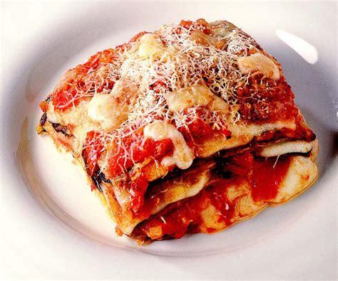 cucina melanzane ricetta parmigiana di melanzane la cucina italiana
