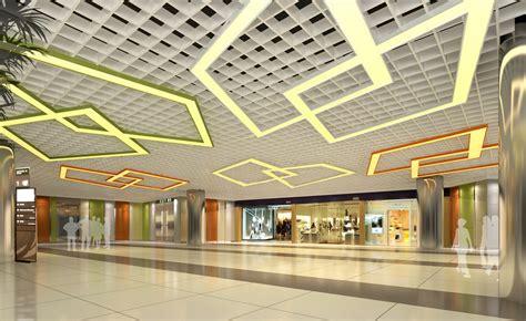Underground Interior Design by Picture Of Underground Mall Corridor 3d House