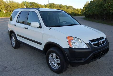 2004 Honda Crv by 2004 Honda Cr V Crv Ex Awd Suv 4 Cylinder One Owner