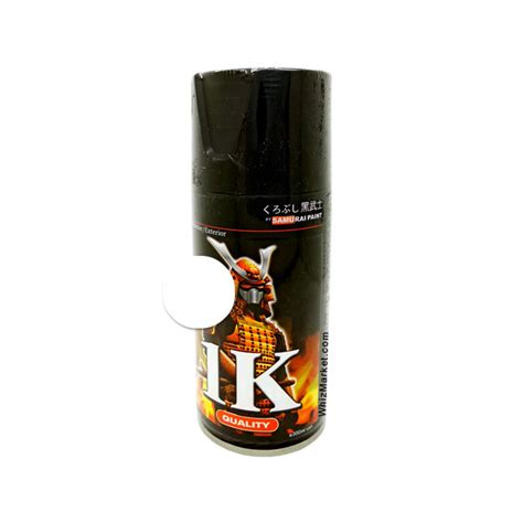 Samurai Paint Clear K1k Cat Semprot jual samurai paint clear k1k top coat cat semprot aerosol paint sedayu shop