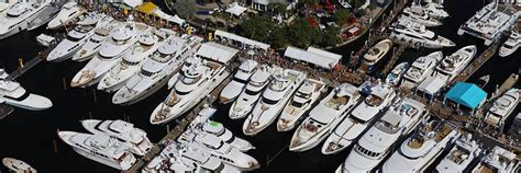 boat show de fort lauderdale fort lauderdale boat show the world s largest in water show